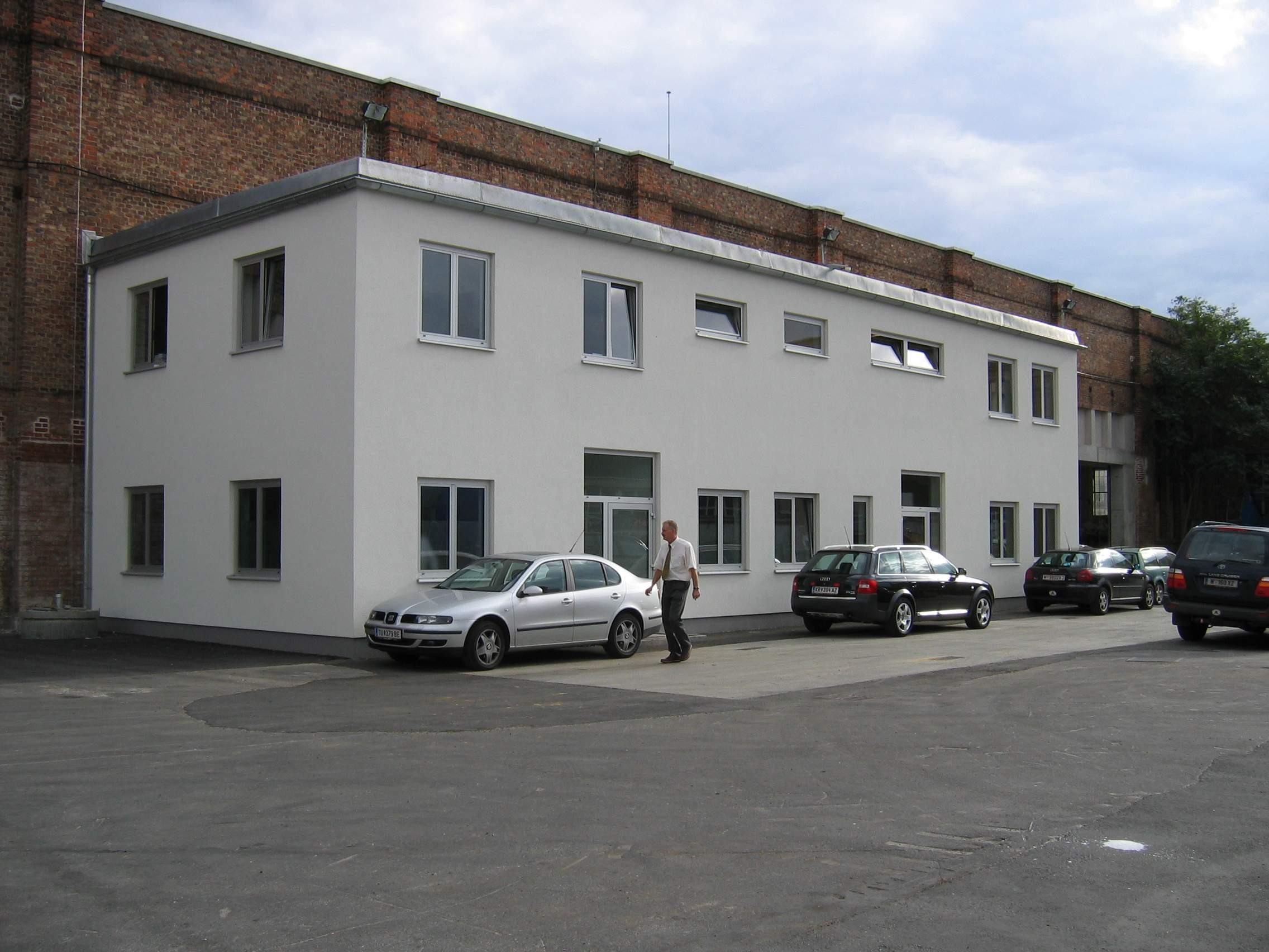 LIEGLER TAKEH ARCHITEKTEN Projekt AVR Büro