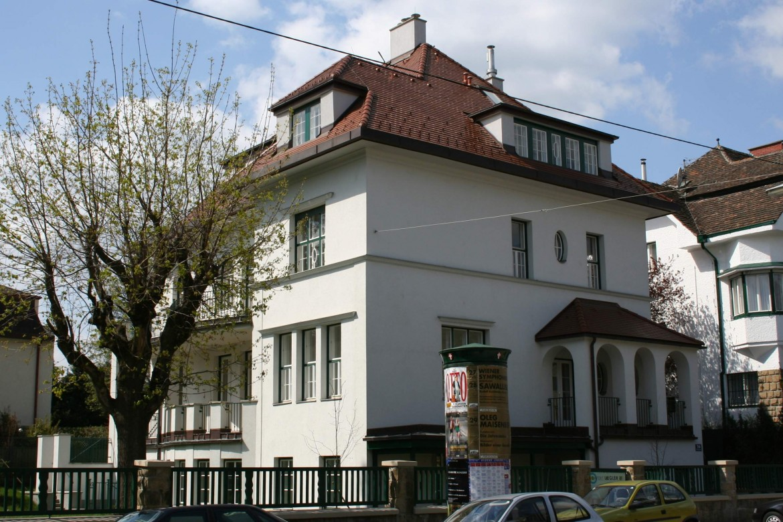 LIEGLER TAKEH ARCHITEKTEN Projekt Beckgasse Fassade