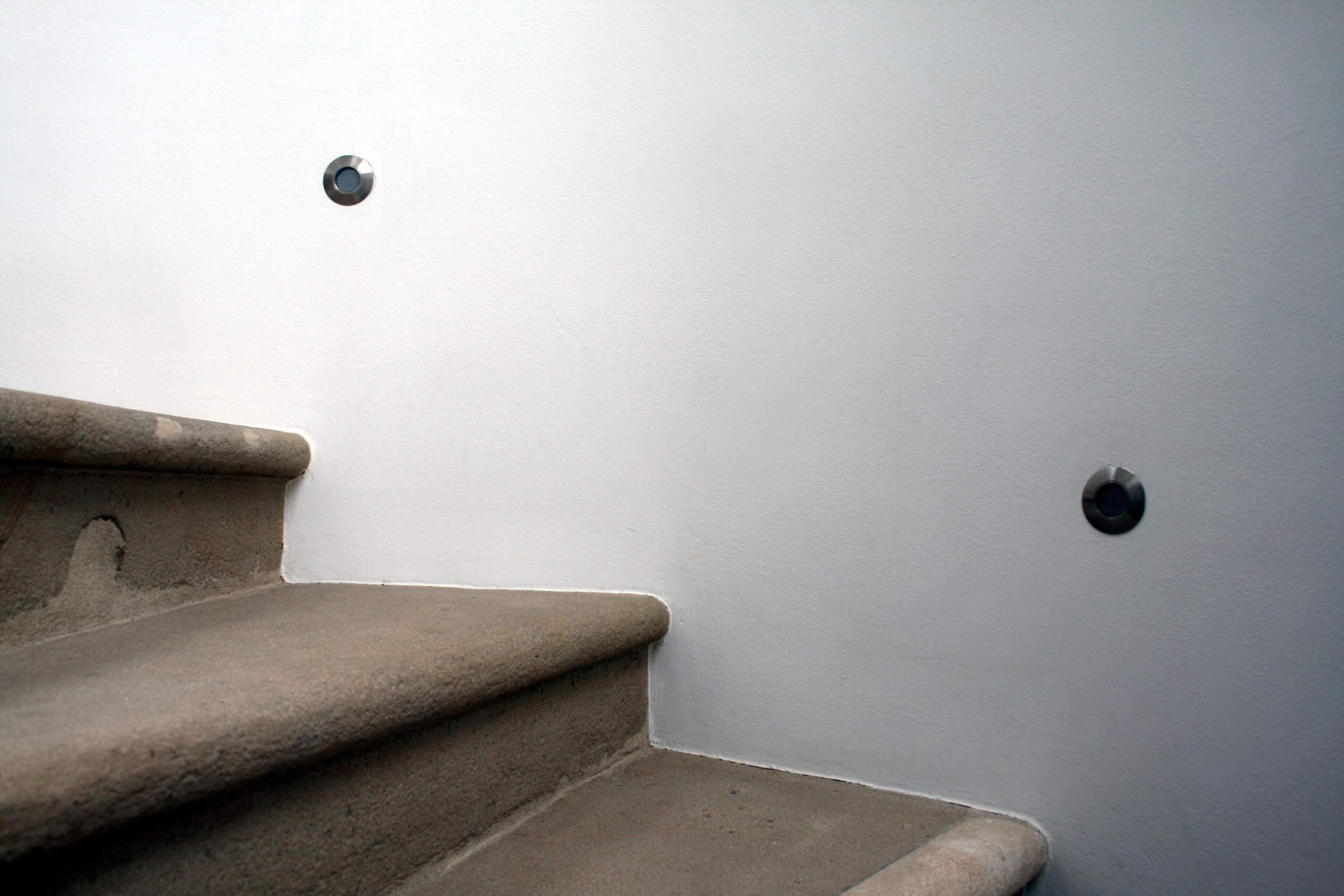 LIEGLER TAKEH ARCHITEKTEN Projekt Dürergasse Treppe Detail