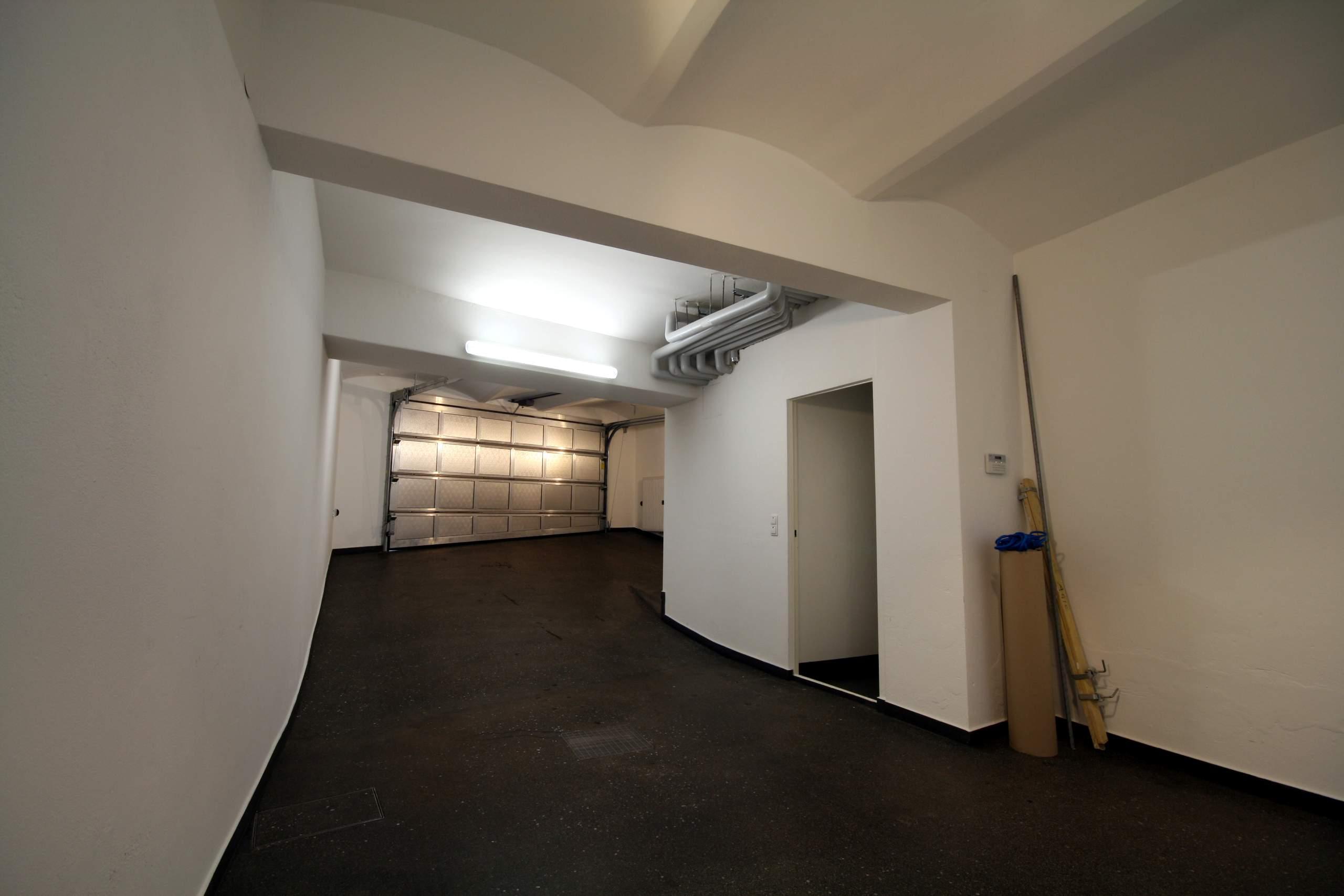 LIEGLER TAKEH ARCHITEKTEN Projekt Dürergasse Garage