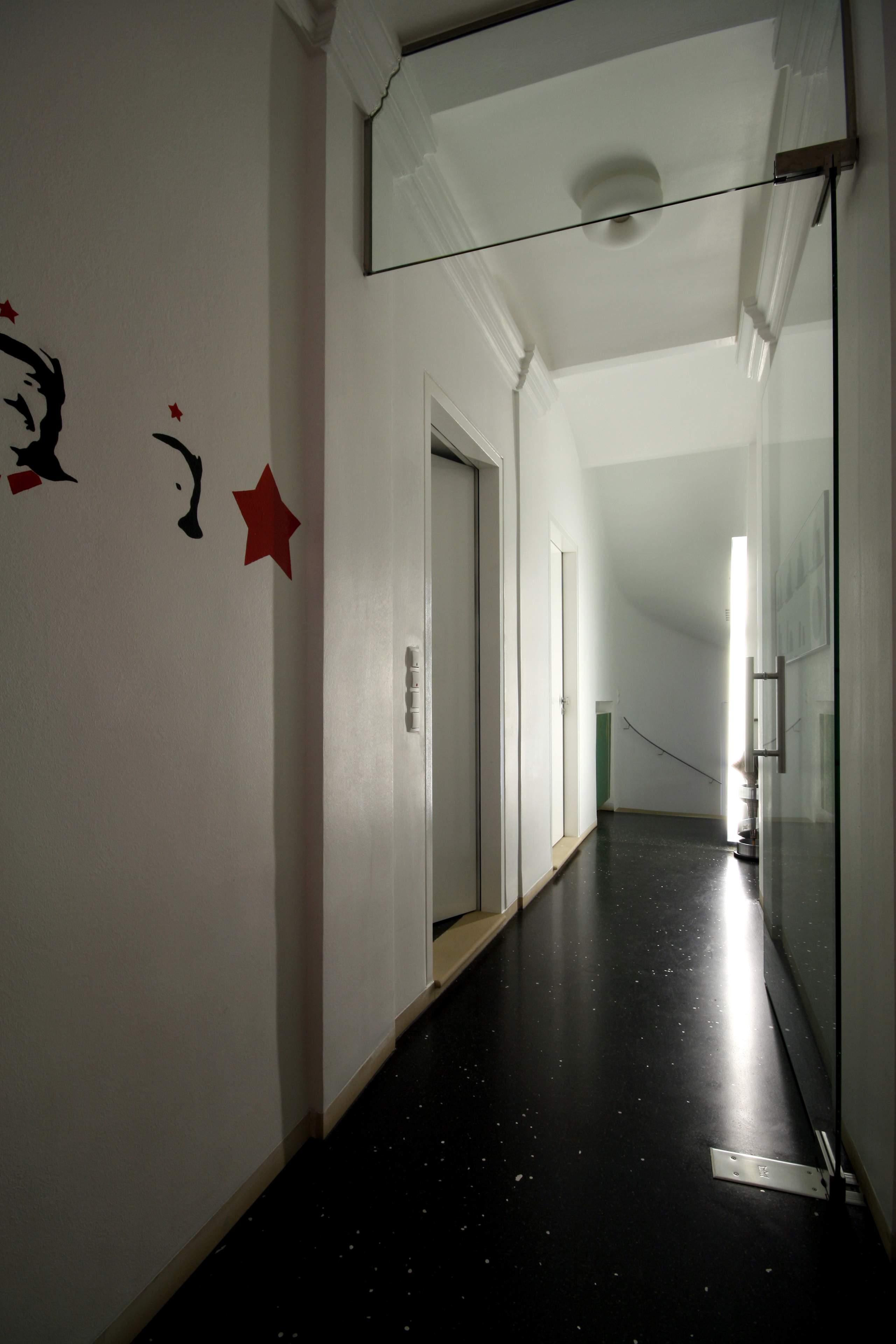 LIEGLER TAKEH ARCHITEKTEN Projekt Dürergasse Eingang