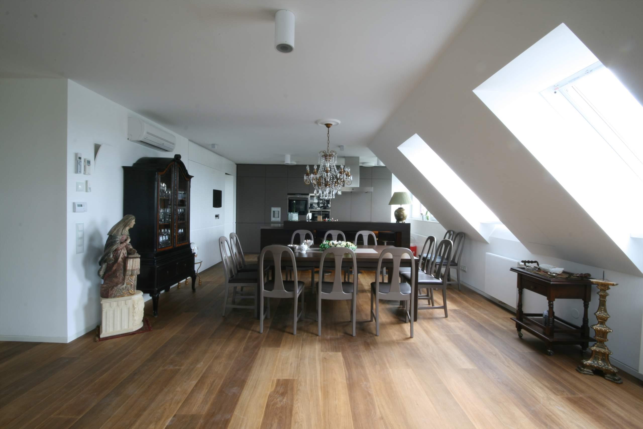 LIEGLER TAKEH ARCHITEKTEN Projekt Erndtgasse Wohnung