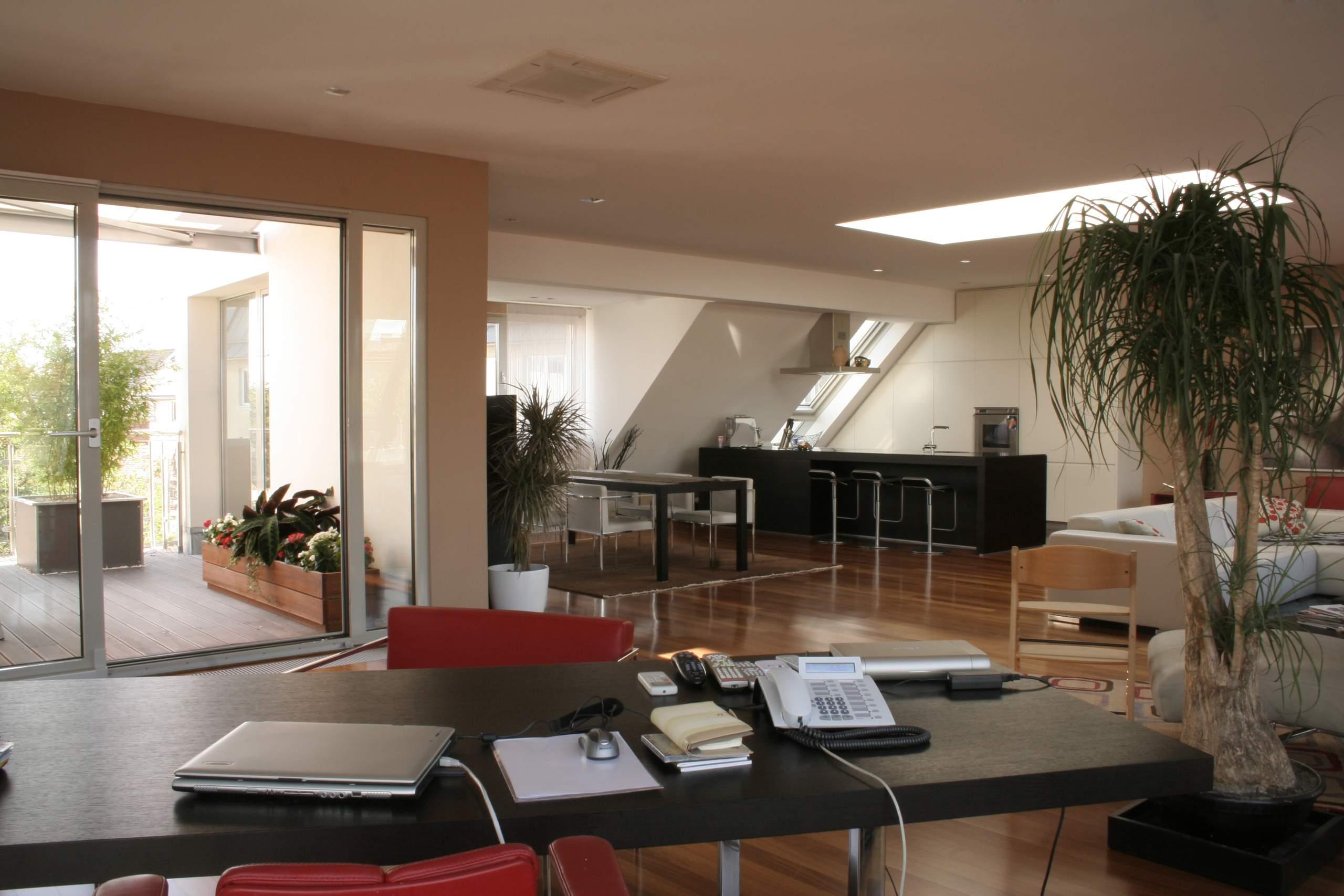 LIEGLER TAKEH ARCHITEKTEN Projekt Franzensgasse Wohnung