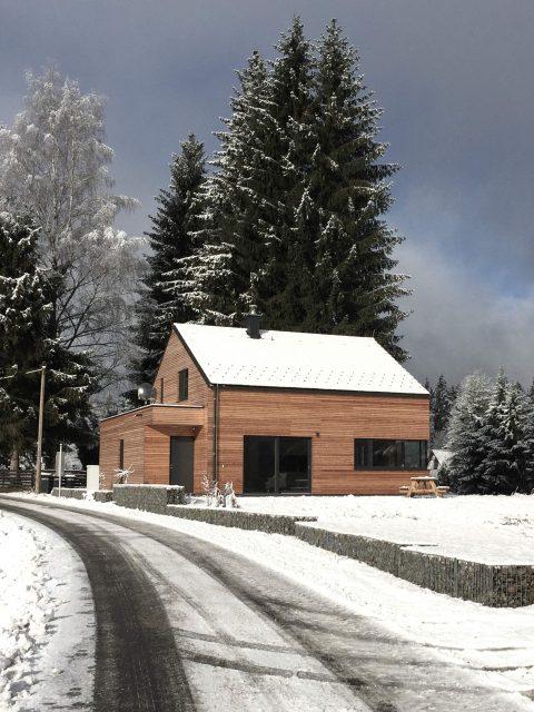 LIEGLER TAKEH ARCHITEKTEN Projekt Gopprecht im Schnee