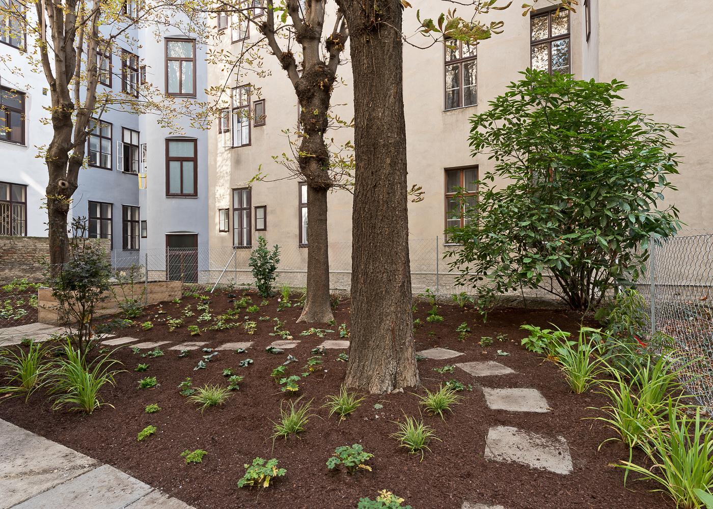 LIEGLER TAKEH ARCHITEKTEN Projekt Haizingergasse Hof