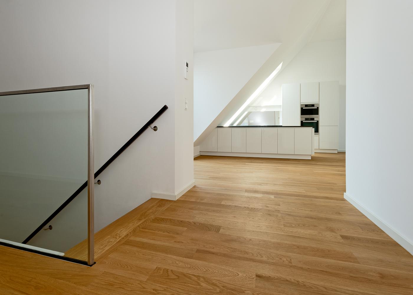 LIEGLER TAKEH ARCHITEKTEN Projekt Haizingergasse Wohnung