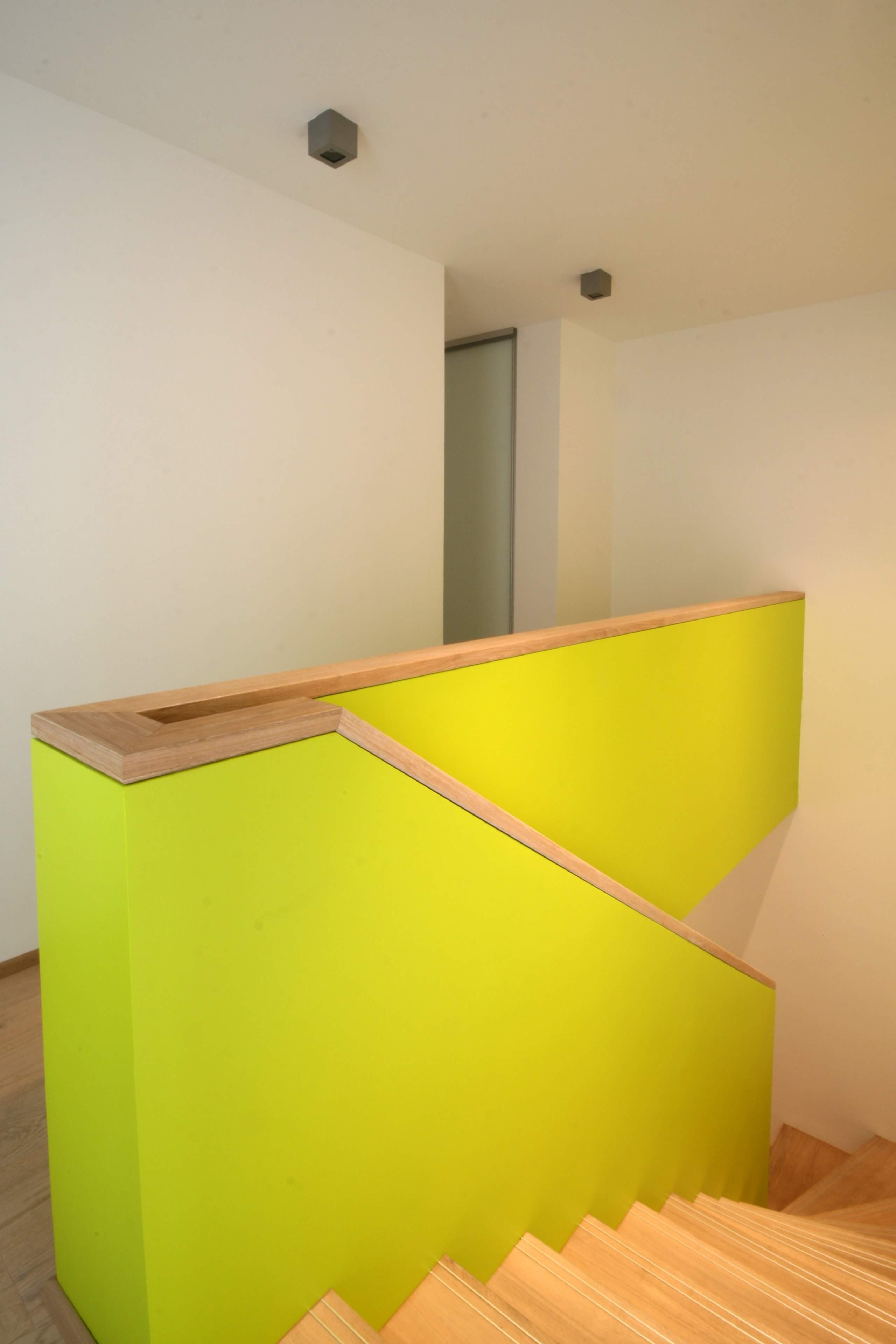 LIEGLER TAKEH ARCHITEKTEN Projekt Hofgasse Treppe