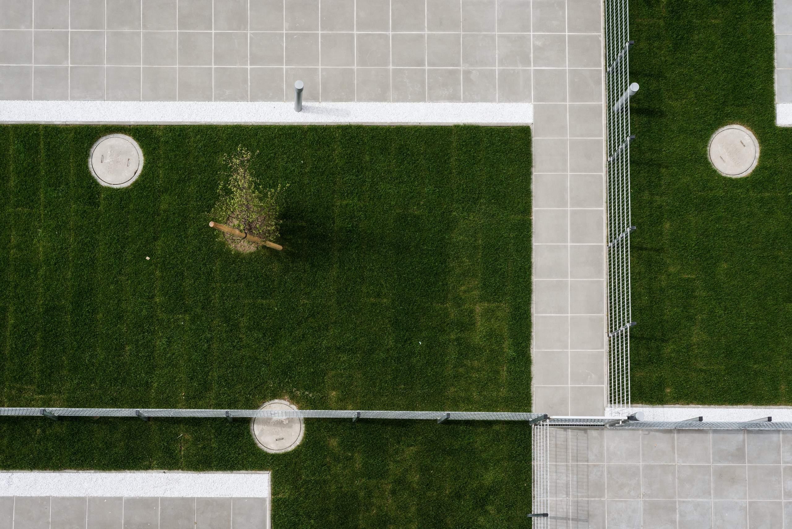 LIEGLER TAKEH ARCHITEKTEN Projekt Ostmarkgasse Freiflächen