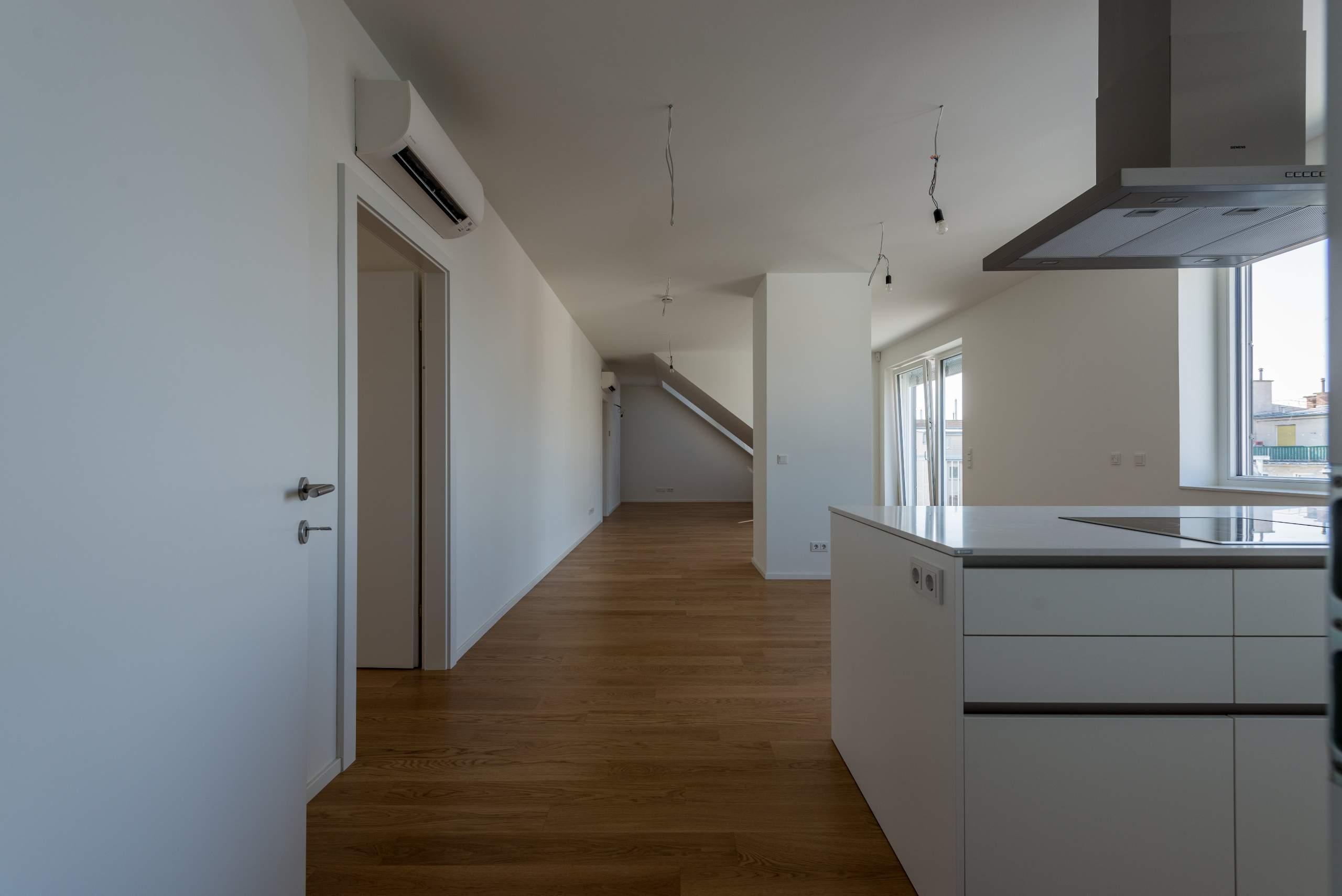 LIEGLER TAKEH ARCHITEKTEN Projekt Ostmarkgasse Wohnung