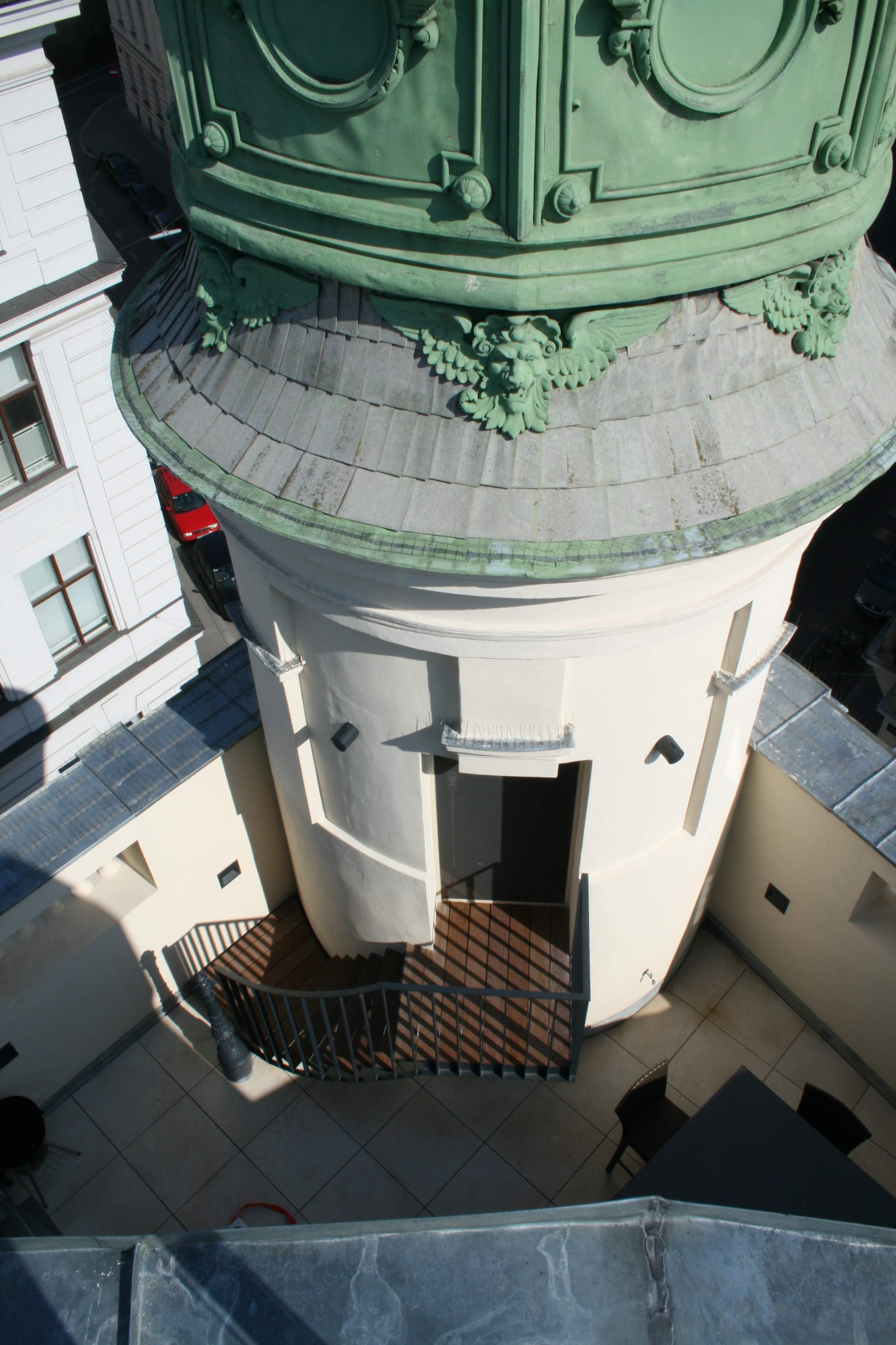 LIEGLER TAKEH ARCHITEKTEN Projekt Paniglgasse Eckturm