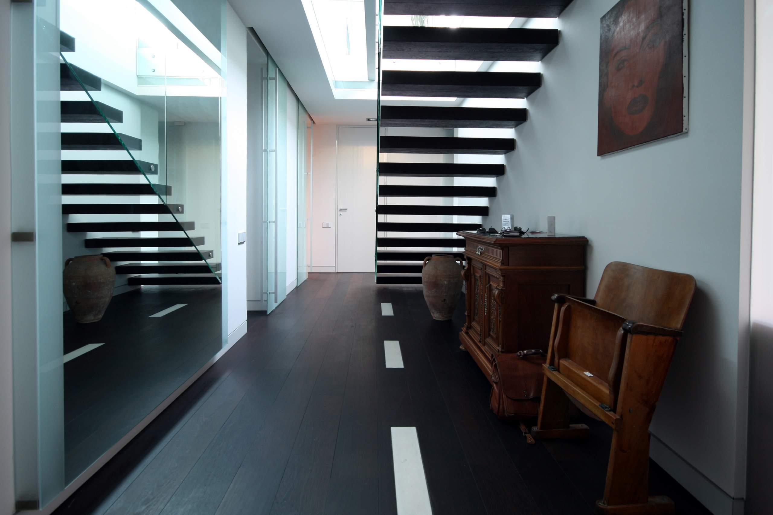 LIEGLER TAKEH ARCHITEKTEN Projekt Paniglgasse Wohnung