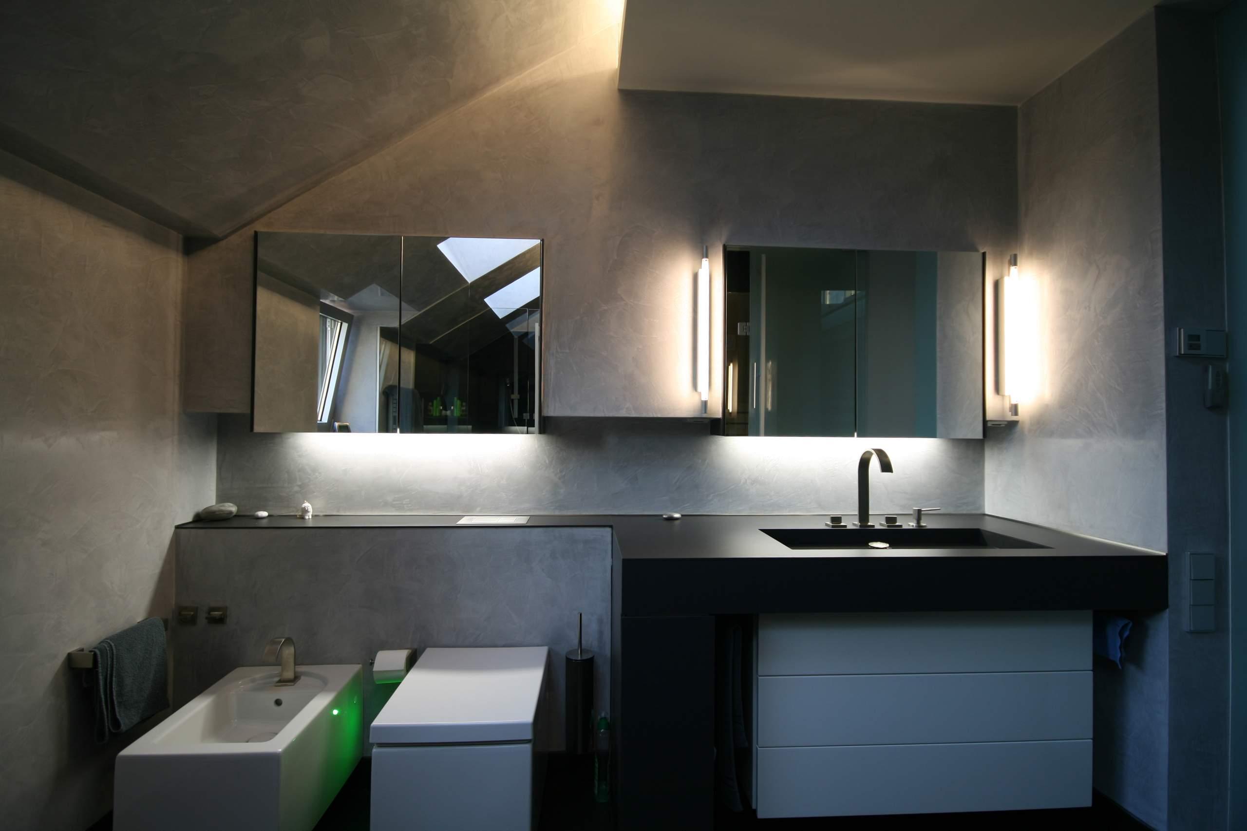 LIEGLER TAKEH ARCHITEKTEN Projekt Paniglgasse Wohnung Bad