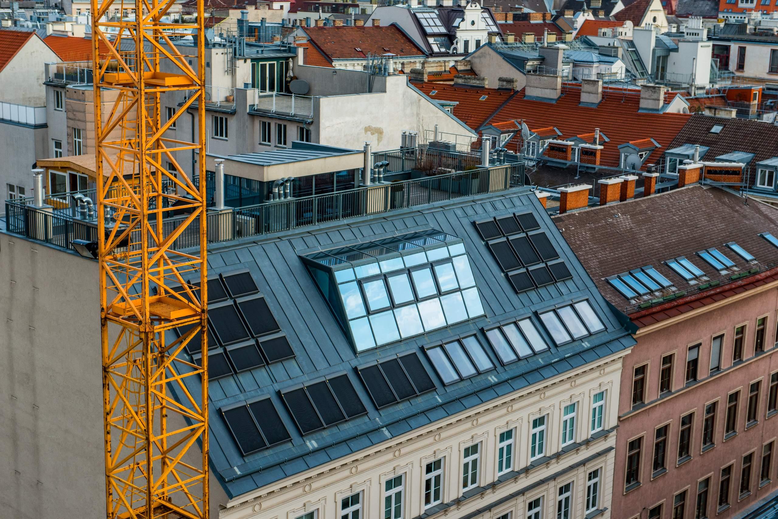 LIEGLER TAKEH ARCHITEKTEN Projekt Rüdigergasse Gaupe