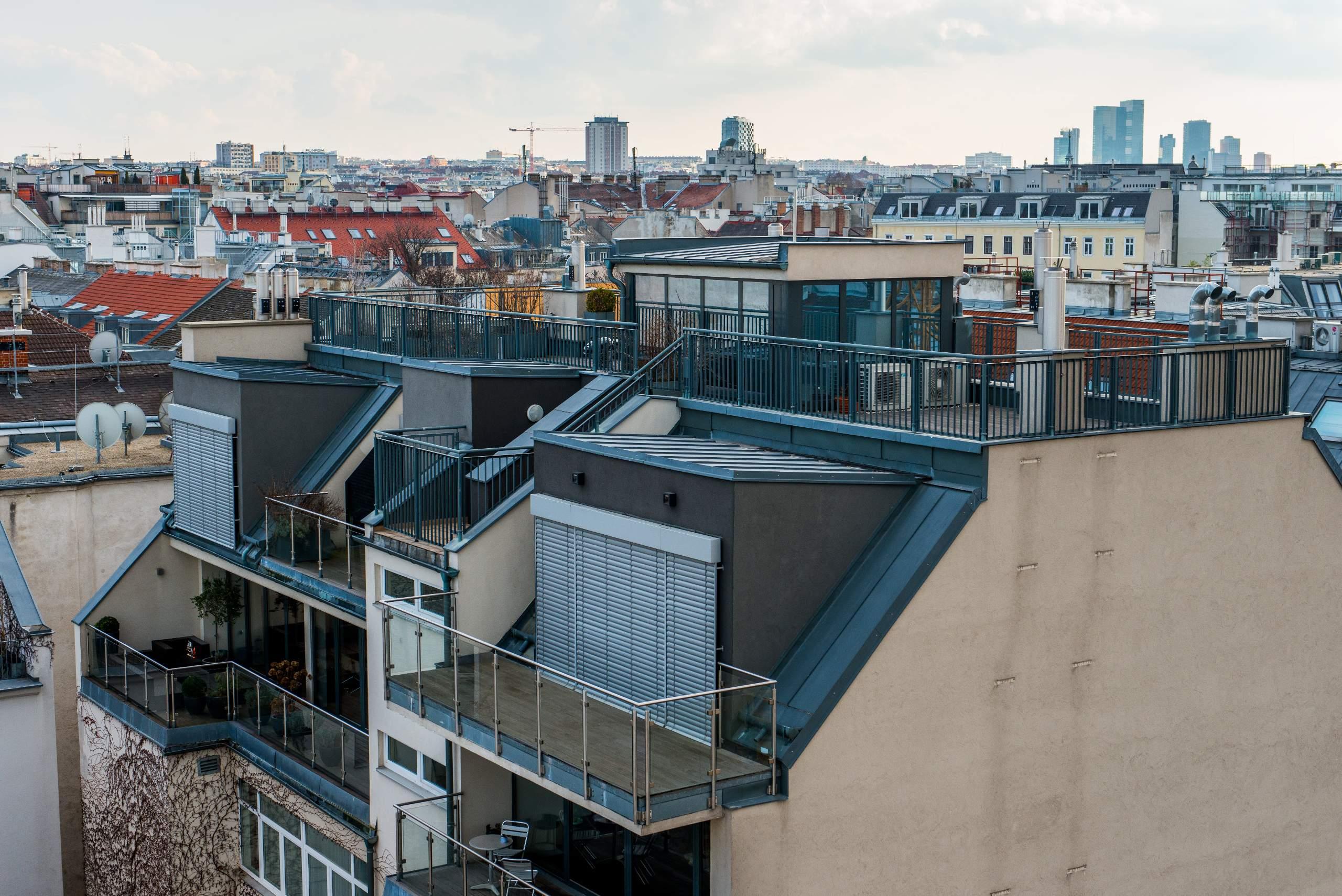 LIEGLER TAKEH ARCHITEKTEN Projekt Rüdigergasse Gaupen