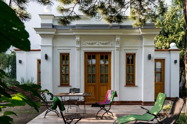 LIEGLER TAKEH ARCHITEKTEN Projekt Schreiners Salettl Fassade