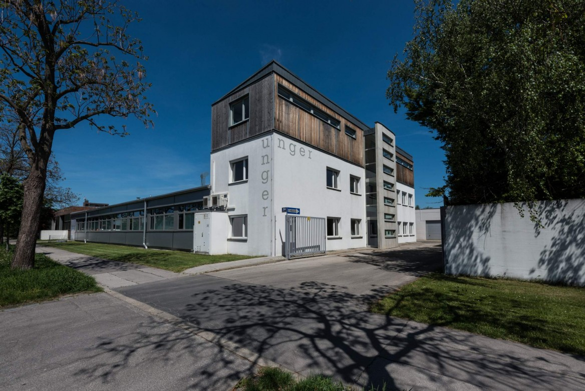LIEGLER TAKEH ARCHITEKTEN Projekt Unger