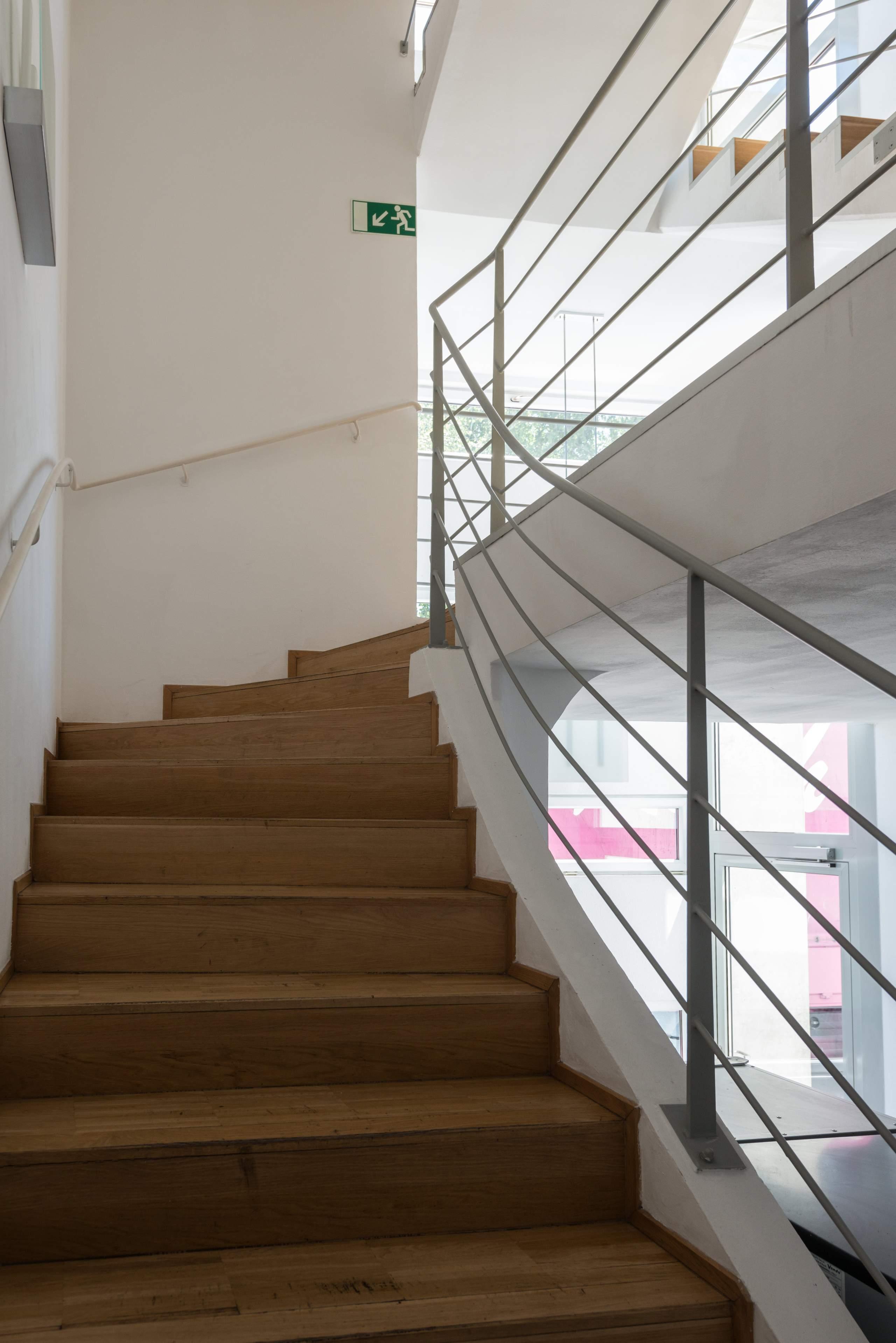 LIEGLER TAKEH ARCHITEKTEN Projekt Unger Treppe