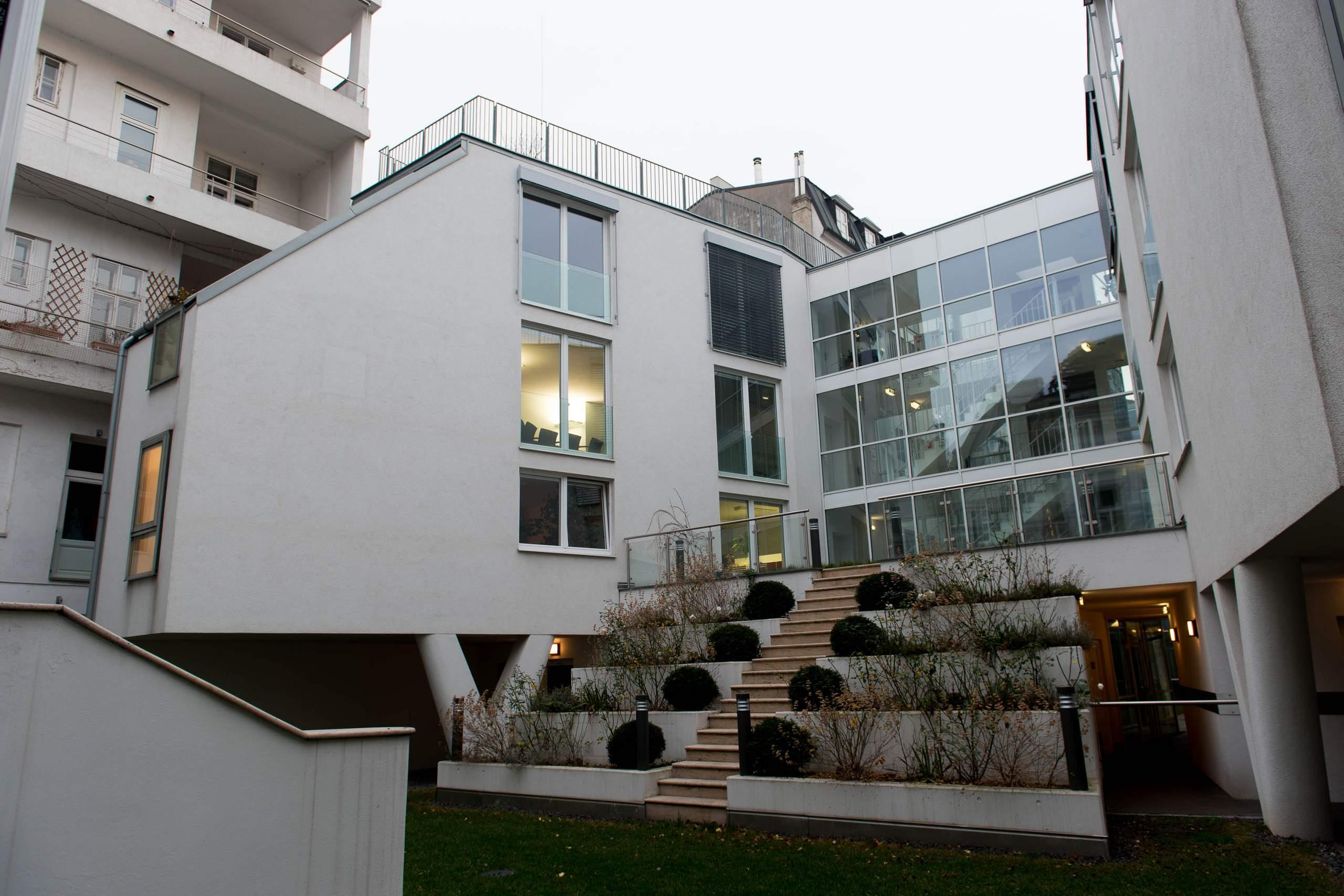 LIEGLER TAKEH ARCHITEKTEN Projekt Wiedner Hauptstraße 57 Hoftrakt