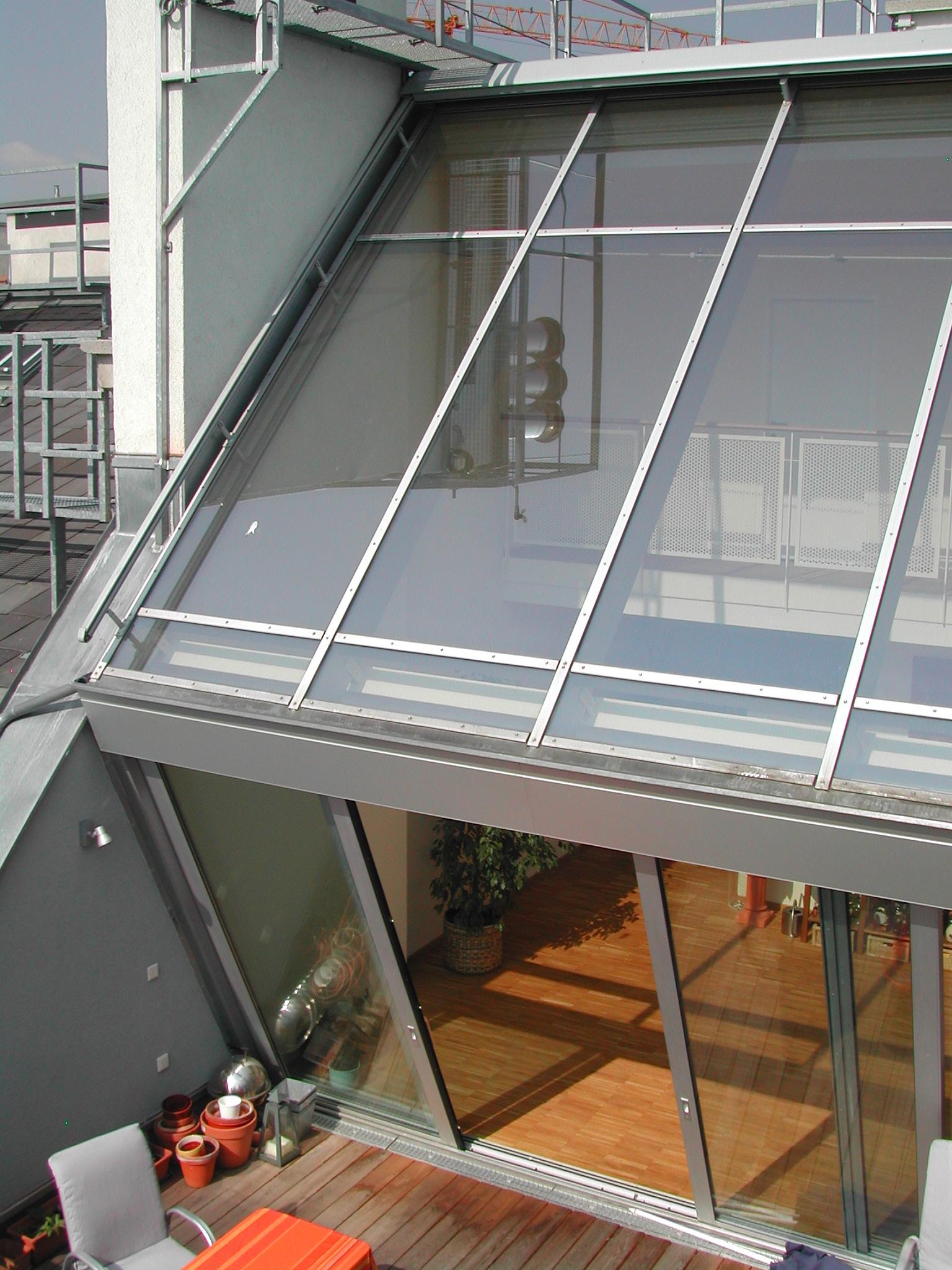 LIEGLER TAKEH ARCHITEKTEN Projekt Wiedner Hauptstraße 59 Verglasung