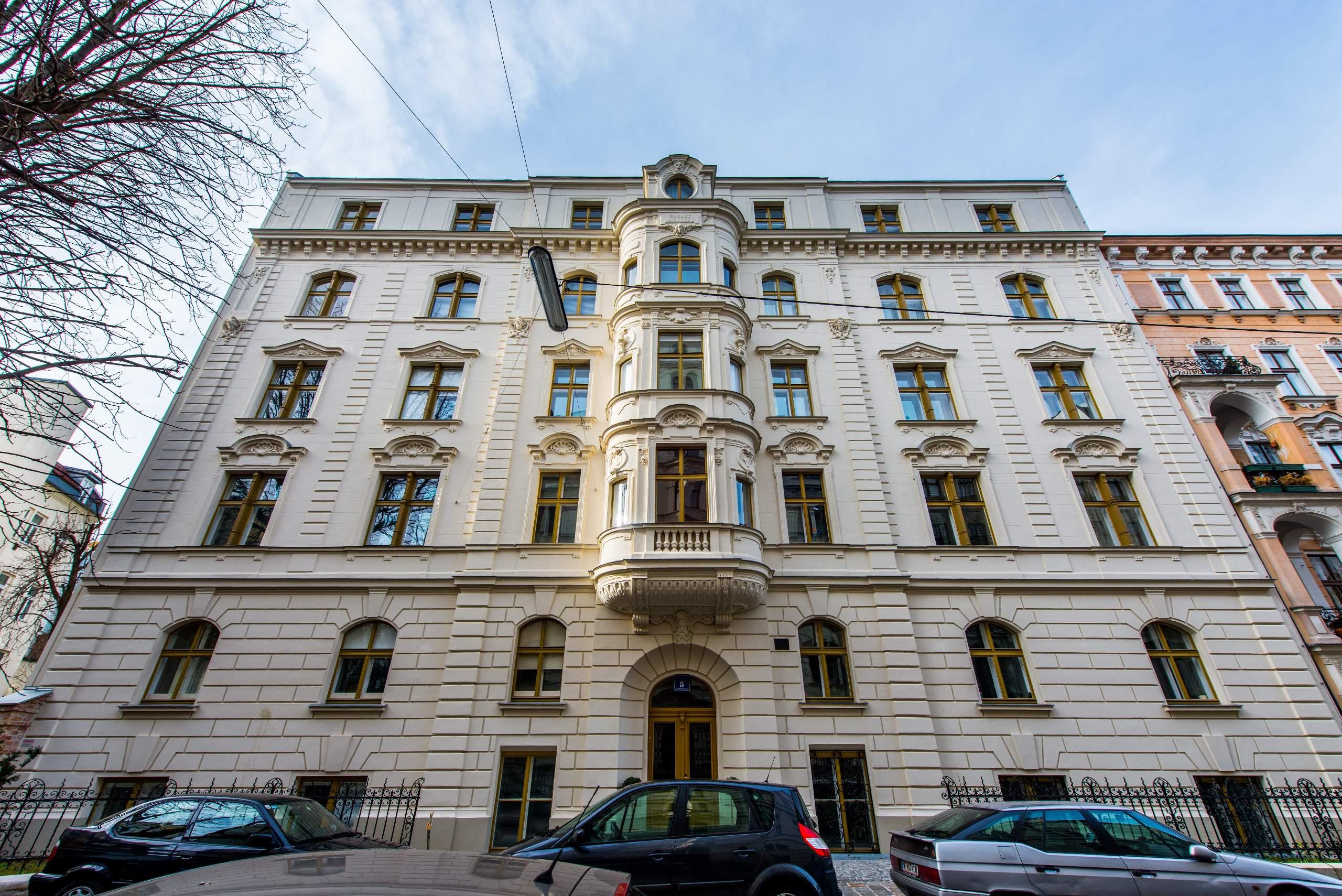 LIEGLER TAKEH ARCHITEKTEN Projekt Zeinlhofergasse Fassade