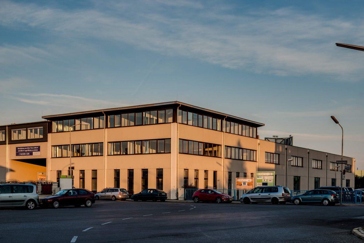 LIEGLER TAKEH ARCHITEKTEN Projekt Zetschegasse Straßenansicht