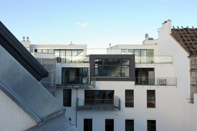 LIEGLER TAKEH ARCHITEKTEN Projekt Zirkusgasse Gaupe